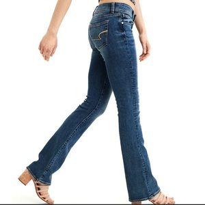 American Eagle Kick Bootcut Jeans